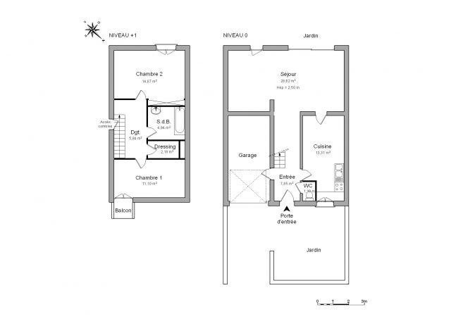 Maison à louer sur Perigny