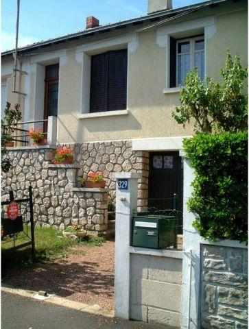 Maison à louer sur Niort