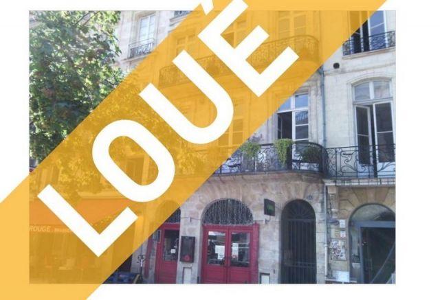 Location appartement bordeaux 33 foncia for Louer appartement bordeaux