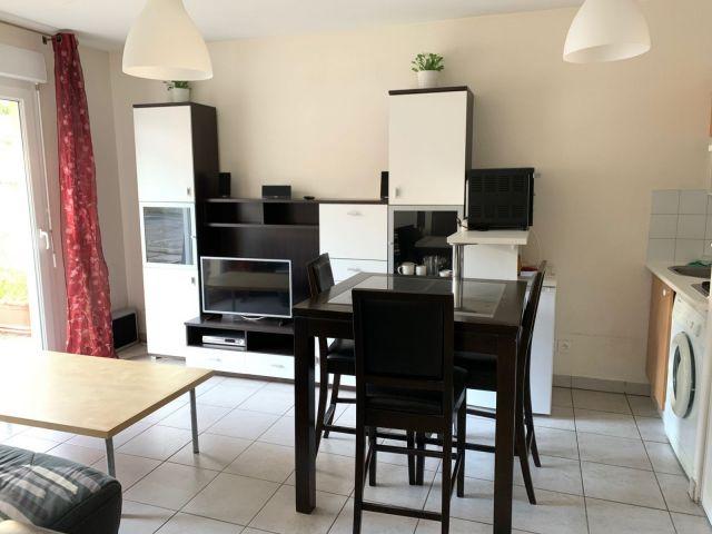 appartement meublé à louer sur thoiry