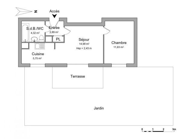 Appartement à louer sur Gertwiller