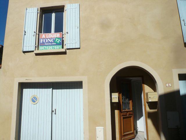 Appartement à louer sur Chazay D'azergues