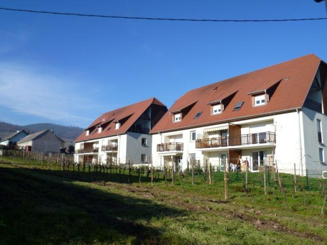 appartement à louer sur dambach la ville