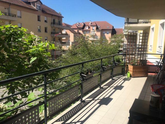 Appartement à louer sur Saint Genis Pouilly