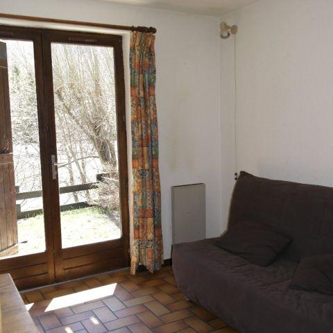 Appartement meublé à louer sur Le Monetier Les Bains