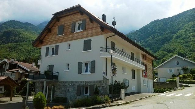 Appartement à louer sur Saint-gingolph