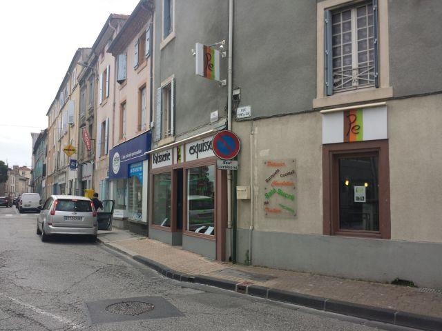 Local commercial à louer sur Valence