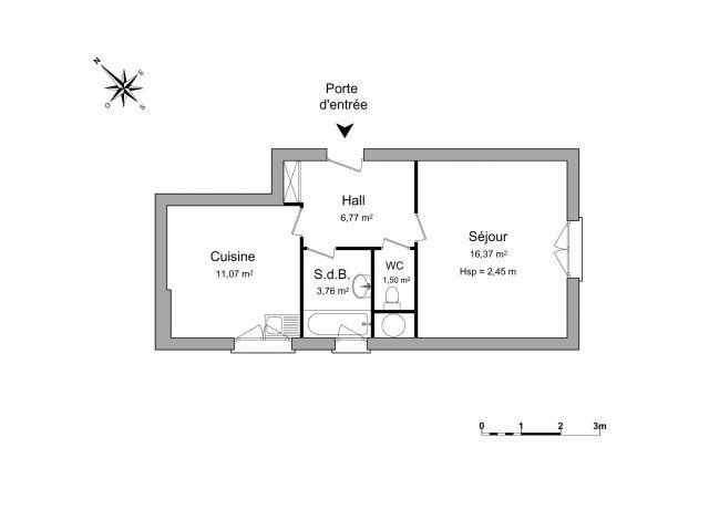 appartement à louer sur selestat