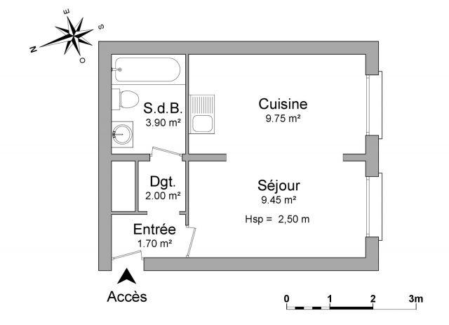 location appartement lorient 56100 foncia. Black Bedroom Furniture Sets. Home Design Ideas