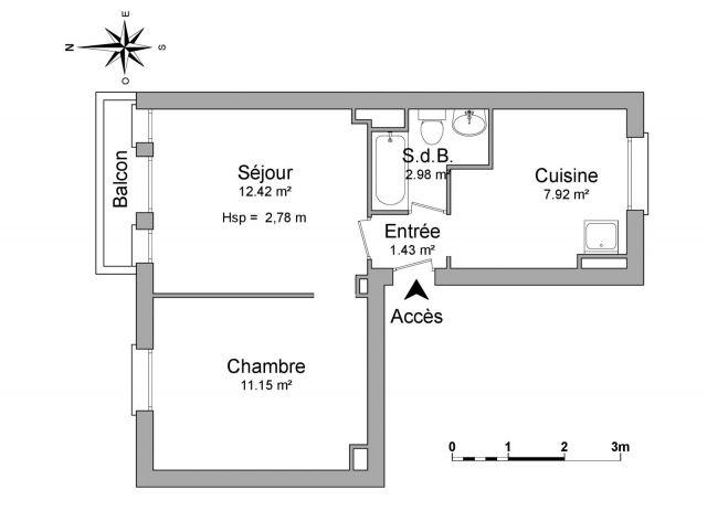 Appartement à louer sur Hagondange