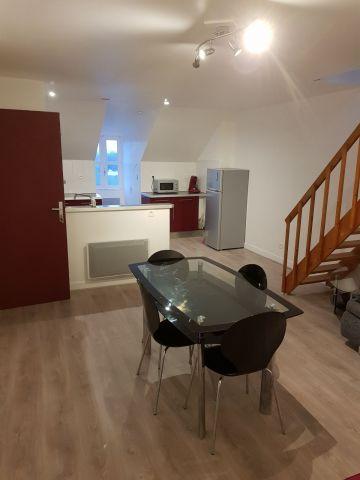 Appartement meublé à louer sur Charleville Mezieres