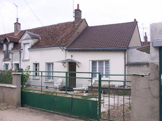 Maison à louer sur Saint Ouen