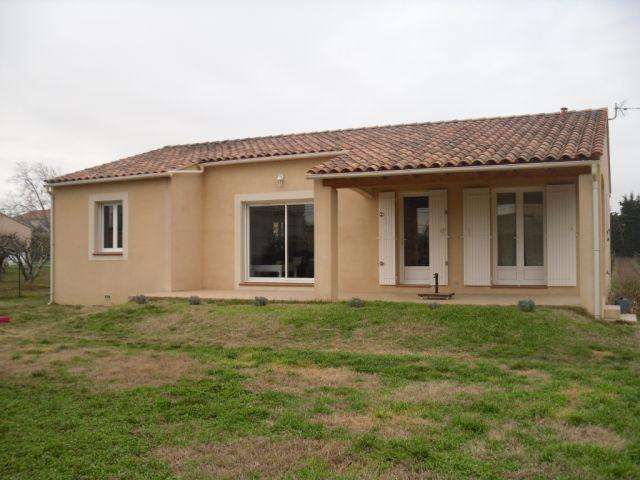 Maison à louer sur Pujaut