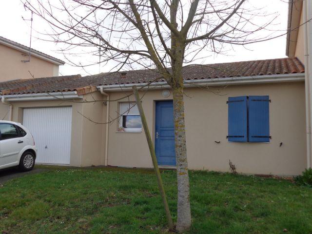 Maison à louer sur Voiuneuil Sous Biard