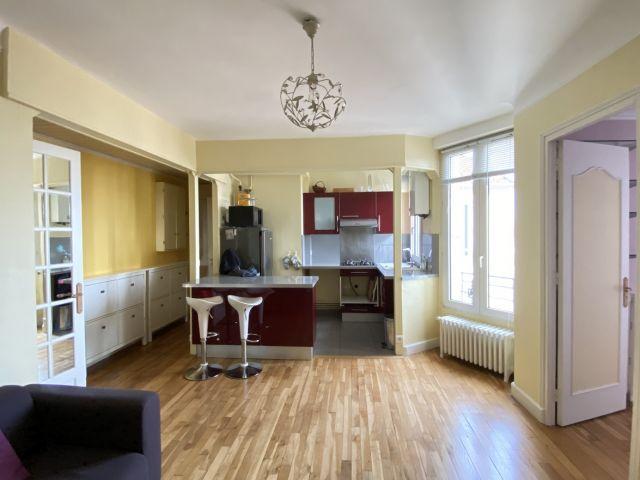 Appartement meublé à louer sur Fontenay Sous Bois