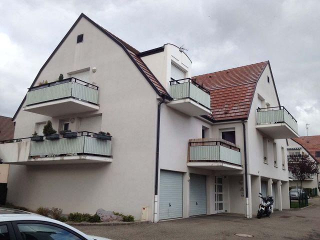 appartement à louer sur bernolsheim