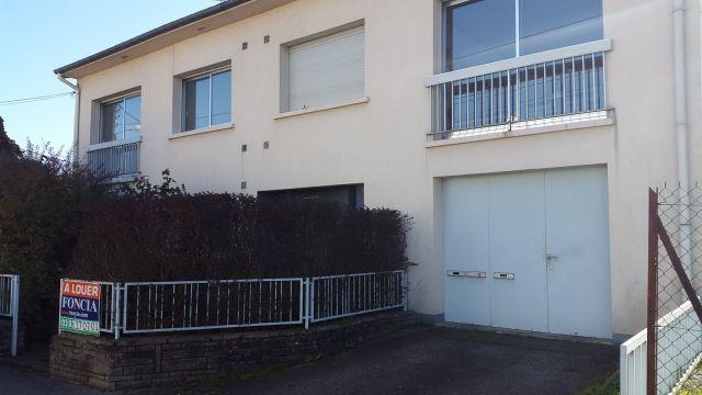Appartement à louer sur Laneuveville Devant Nancy