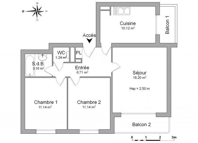 appartement à louer sur mondelange