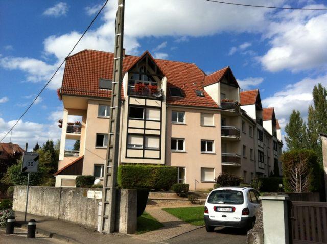Appartement à louer sur Erstein