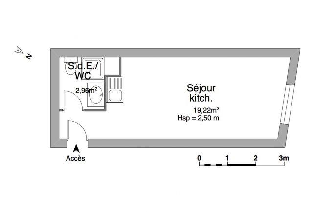 appartement à louer sur aigues mortes