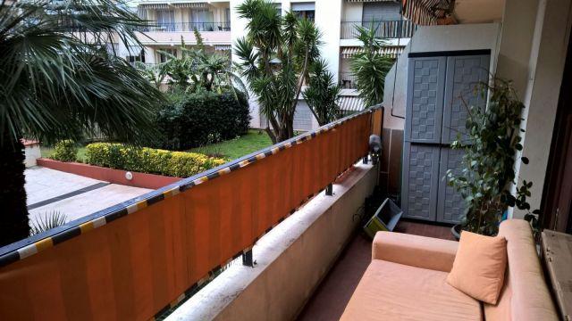 Appartement à louer sur Cannes