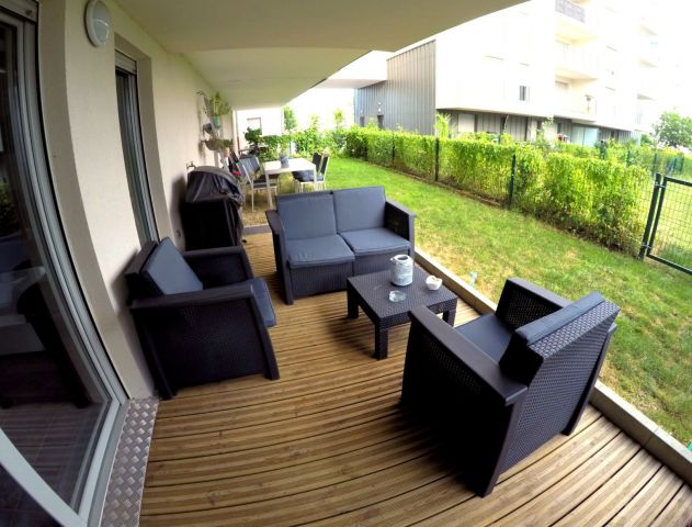 Appartement à louer sur Metz
