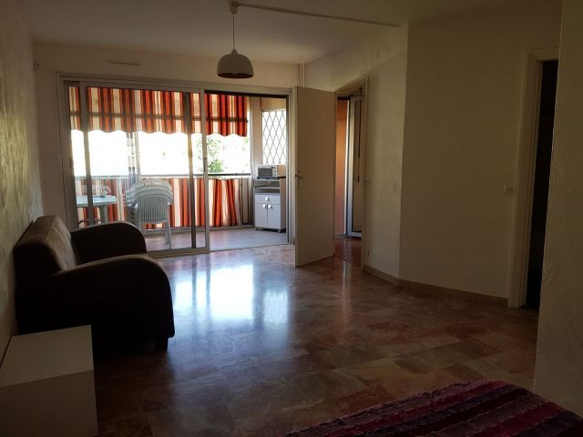 appartement meublé à louer sur mandelieu