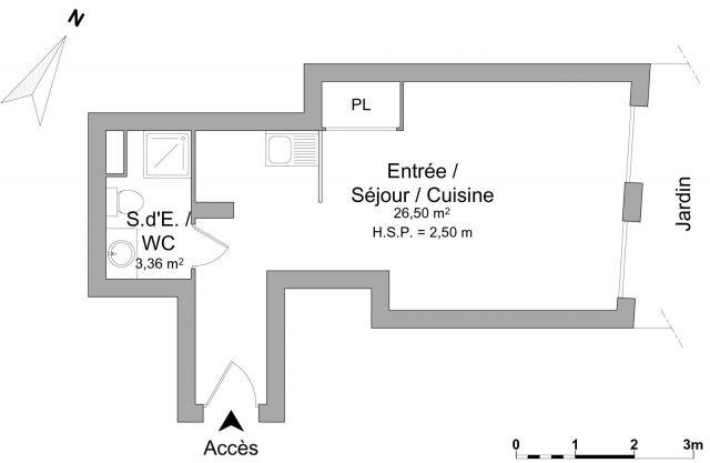 Location studio maisons alfort 94700 foncia for Appartement a louer a maison alfort