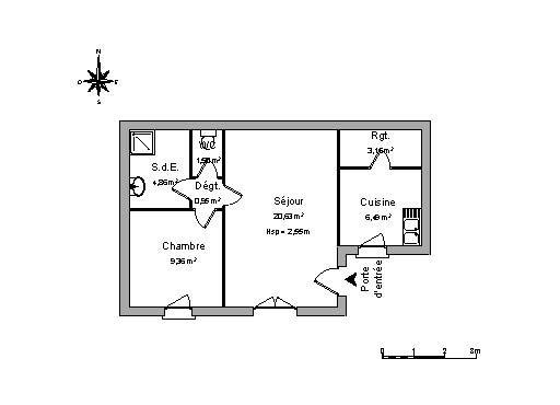 appartement à louer sur carmaux