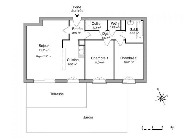 appartement à louer sur charleville-mezieres