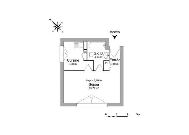 appartement à louer sur pfastatt