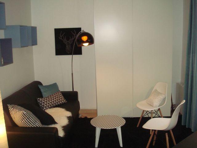 Appartement meublé à louer sur Paris 18