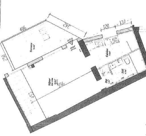 Appartement à louer sur Bievres