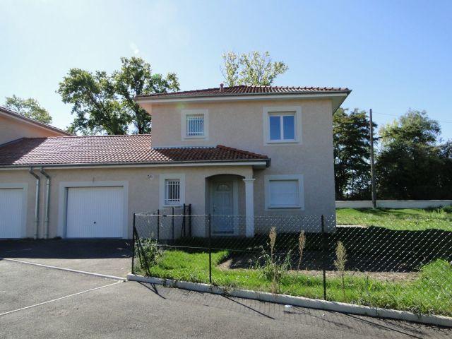 Maison à louer sur Chavanoz