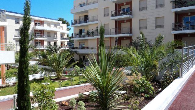 Appartement à louer sur Antibes