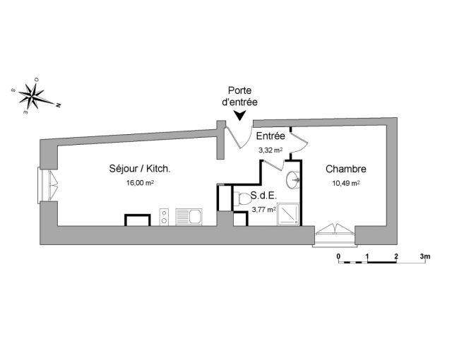 Appartement à louer sur Sarre-union