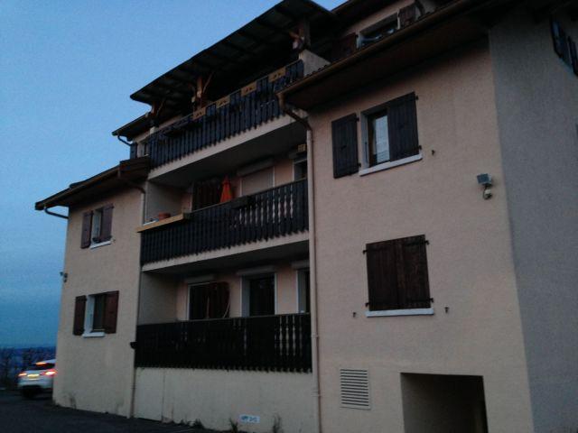 Appartement meublé à louer sur Saint-paul En Chablais