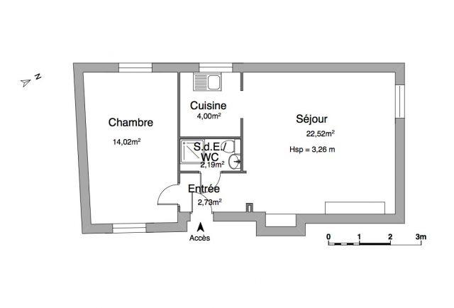 Location appartement meubl dijon 21000 foncia - Location meuble dijon ...