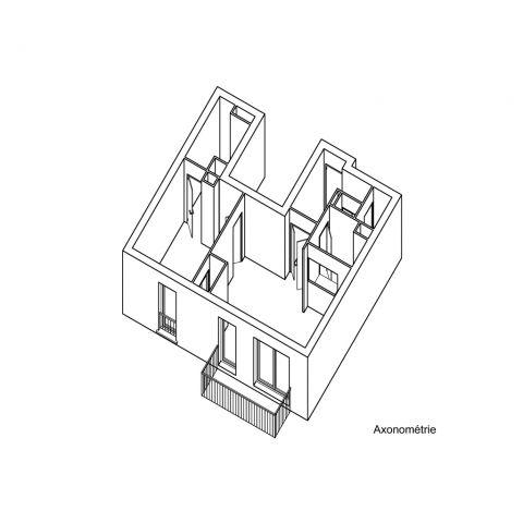 Appartement à louer sur La Plaine St Denis