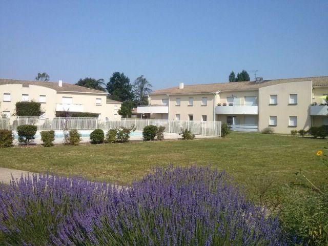 Appartement à louer sur Fargues Saint Hilaire