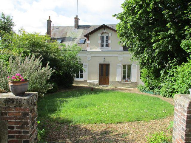 maison à louer sur chateau-renault