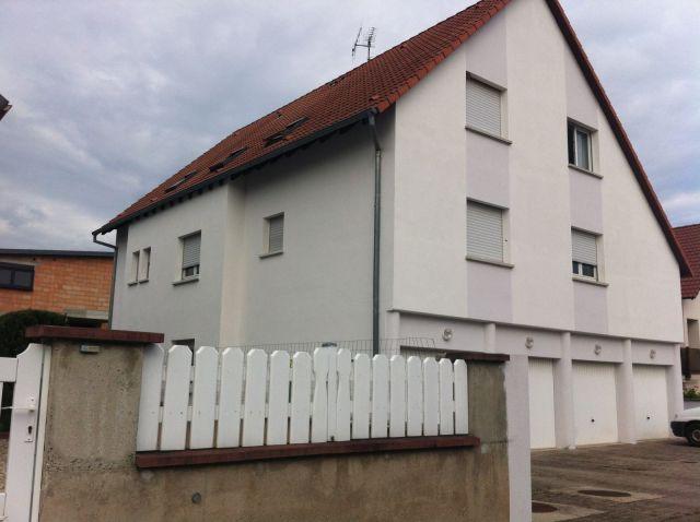appartement à louer sur drusenheim
