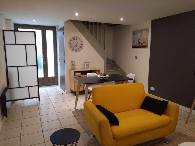 Appartement meublé à louer sur Nantes