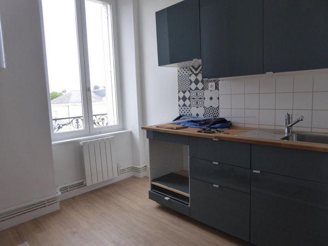 Appartement à louer sur Chateau-gontier