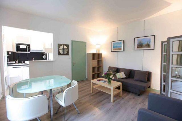 Appartement meublé à louer sur Tours