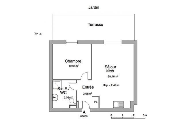 appartement à louer sur kuntzig