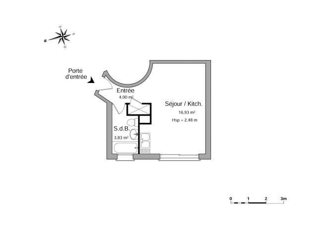 Appartement à louer sur Les Mureaux