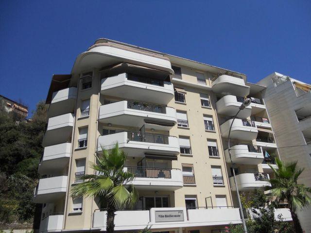 Appartement à louer sur Menton