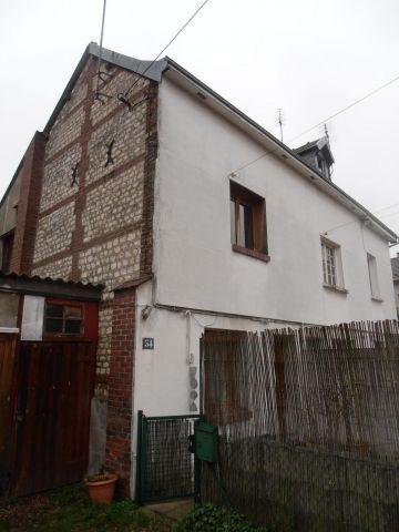 Maison à louer sur Sotteville Les Rouen