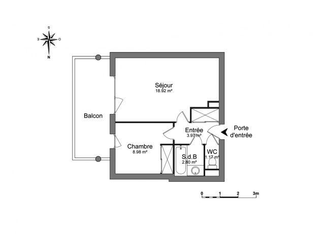 Appartement à louer sur Vetraz Monthoux